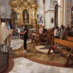Eucaristía fin de etapa primaria