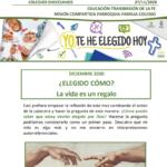 Educación-Transmisión de la Fe (Diciembre  '20)