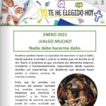 Educación-Transmisión de la Fe (Enero '21)