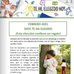 Educación-Transmisión de la Fe (Febrero '21)